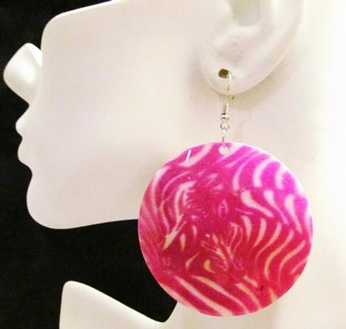 Seashell Earrings-14744