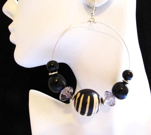 Beaded Earrings-11854