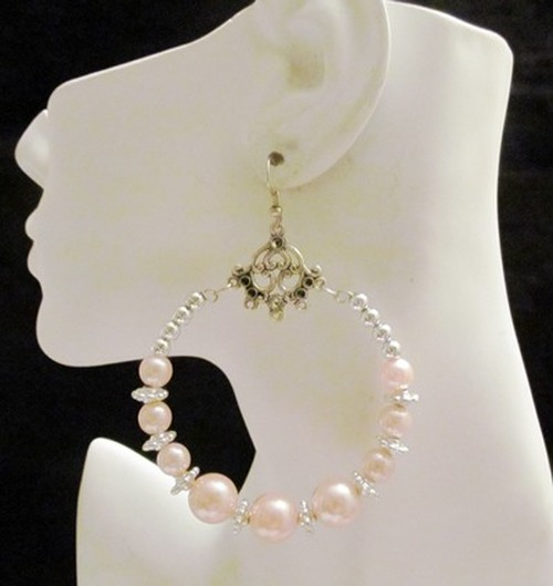 Beaded Earrings-13581