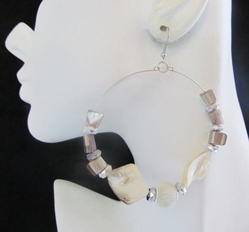 Beaded Earrings-13861