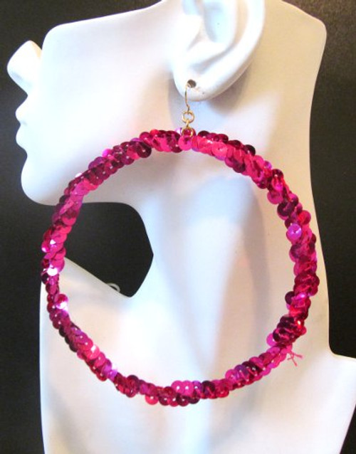Round Earrings-11142