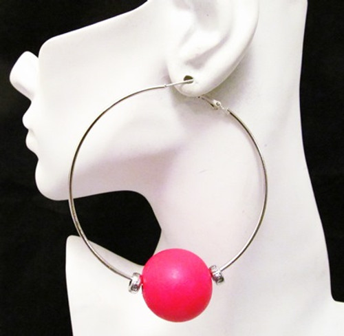 Hoop Earrings-11779