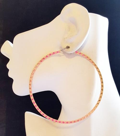 Hoop Earrings-11876