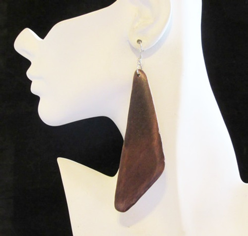 Wood Earrings-13947