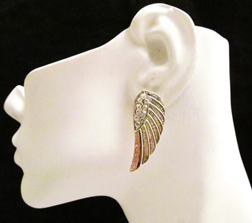 Stud Earrings-12760