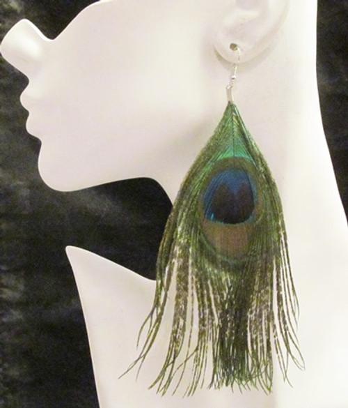 Feather Earrings-11684