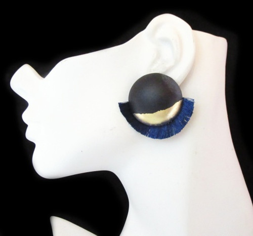 Stud Earrings-21033