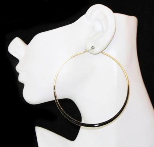 Hoop Earrings-21036