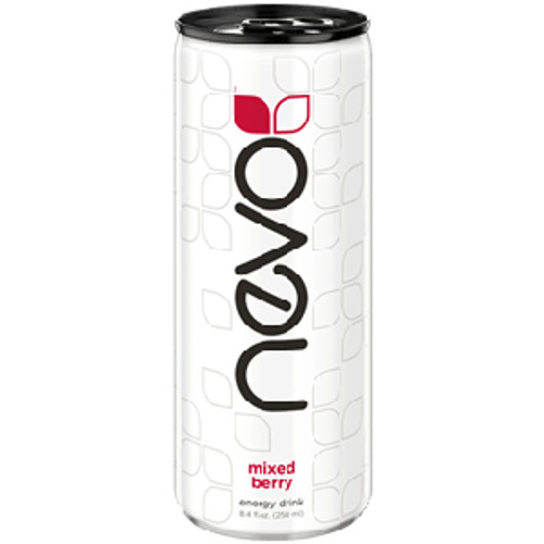 Nevo Mixed Berry Energy Drink (OUT OF STOCK UNTIL 11/19/18)