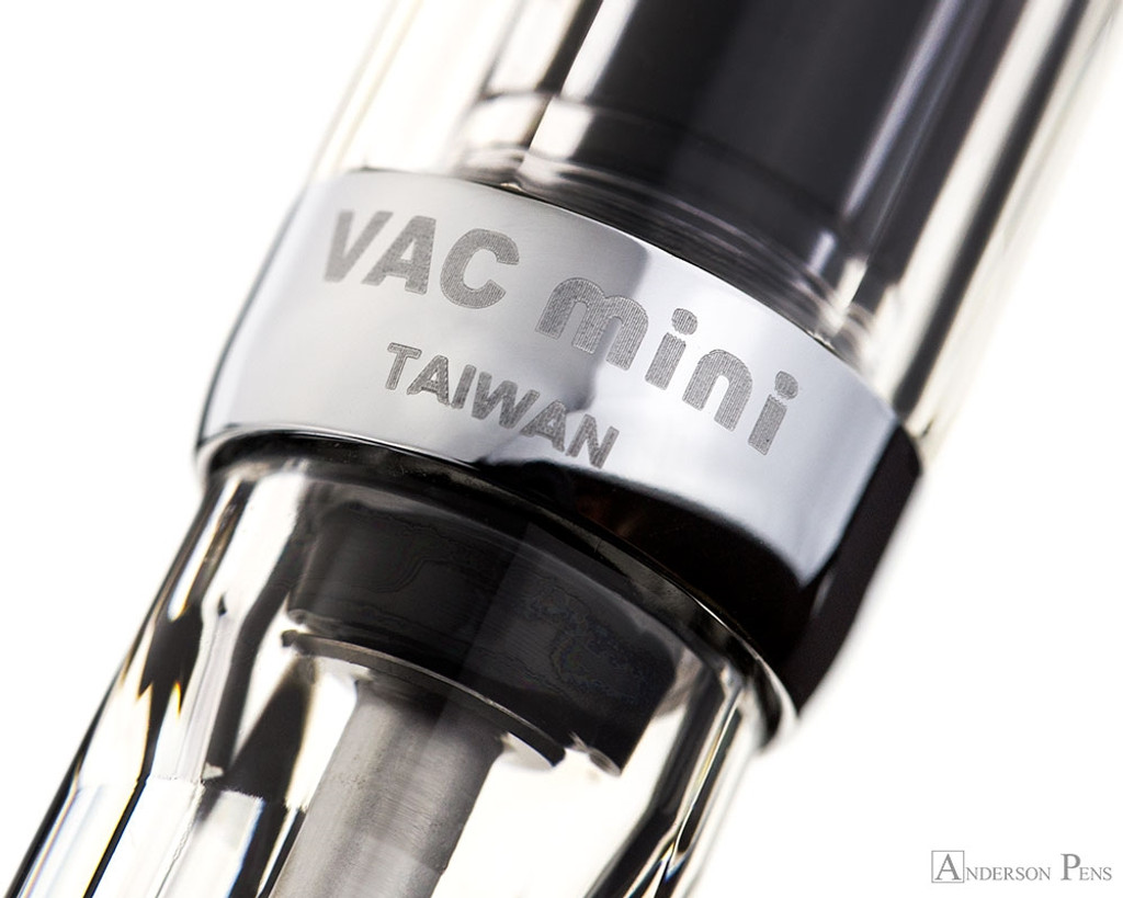 TWSBI Vac Mini Fountain Pen - Clear