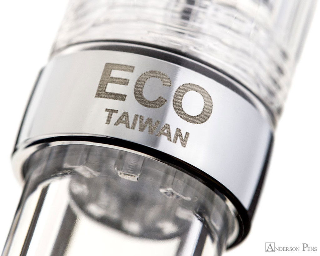 TWSBI ECO Fountain Pen - Clear