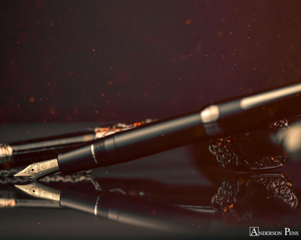 Sailor Pro Gear Fountain Pen - Imperial Black