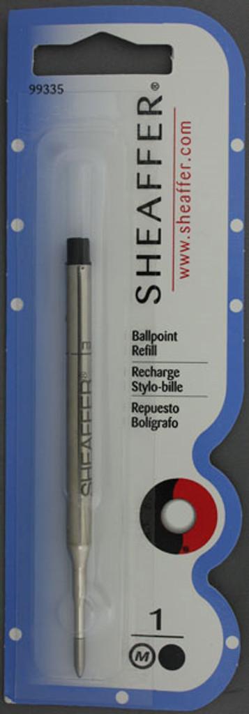 Sheaffer Black Medium Ballpoint Refill