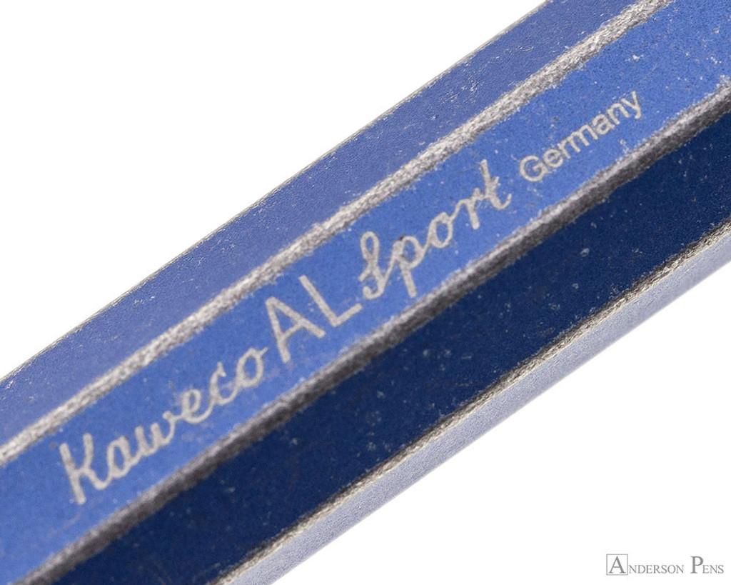 Kaweco AL Sport Fountain Pen - Stonewashed Blue