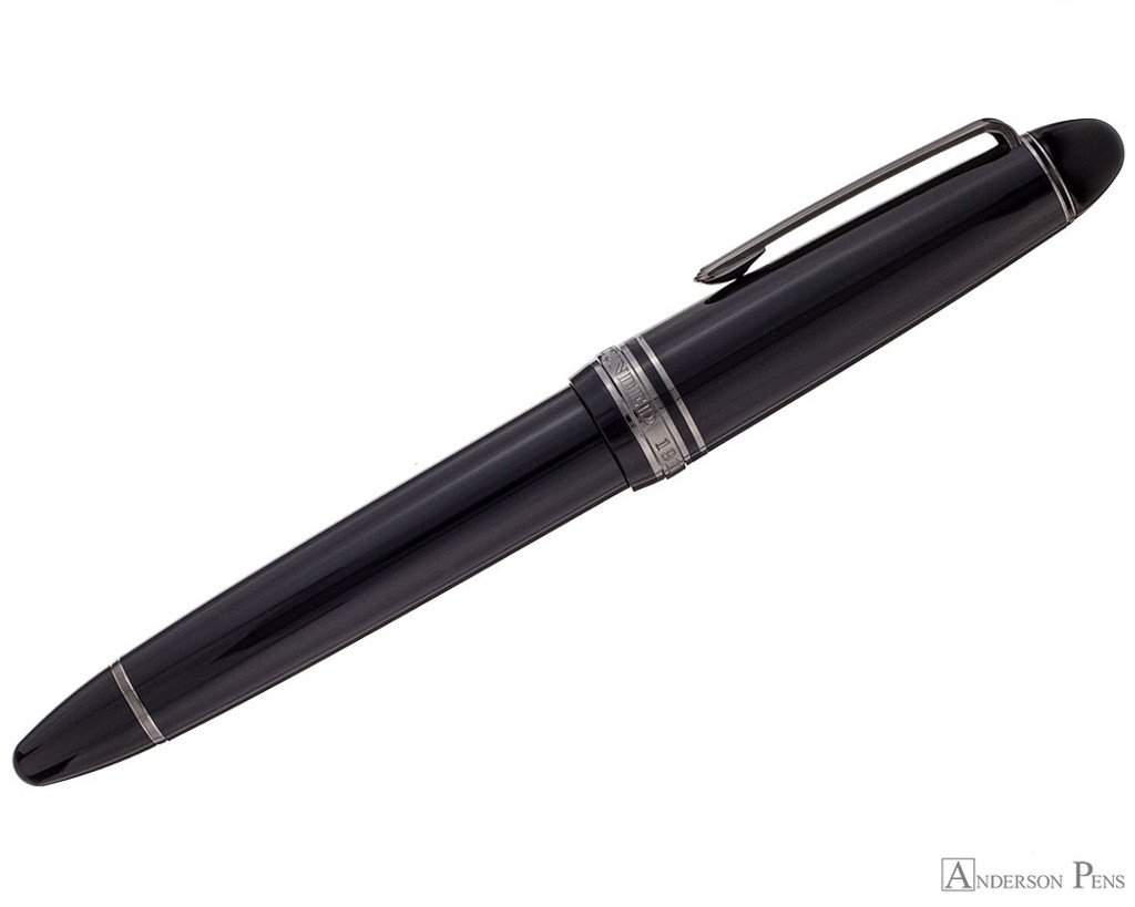 Sailor 1911 Large Fountain Pen - Black Luster