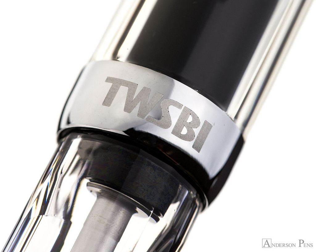 TWSBI Vac Mini Fountain Pen - Smoke