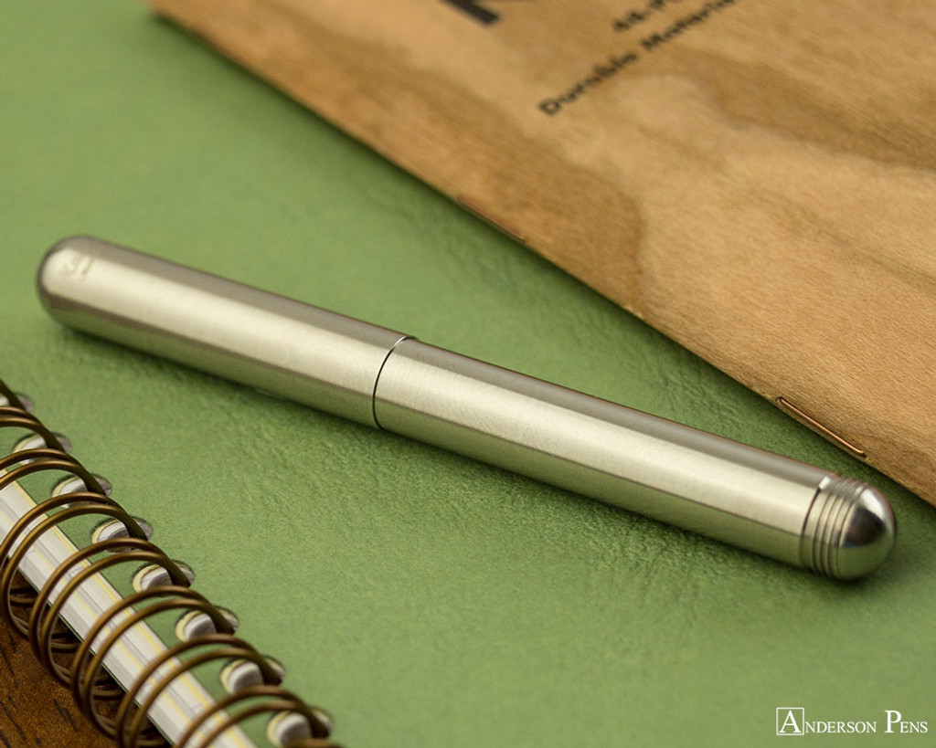 Kaweco Liliput Fountain Pen - Stainless Steel
