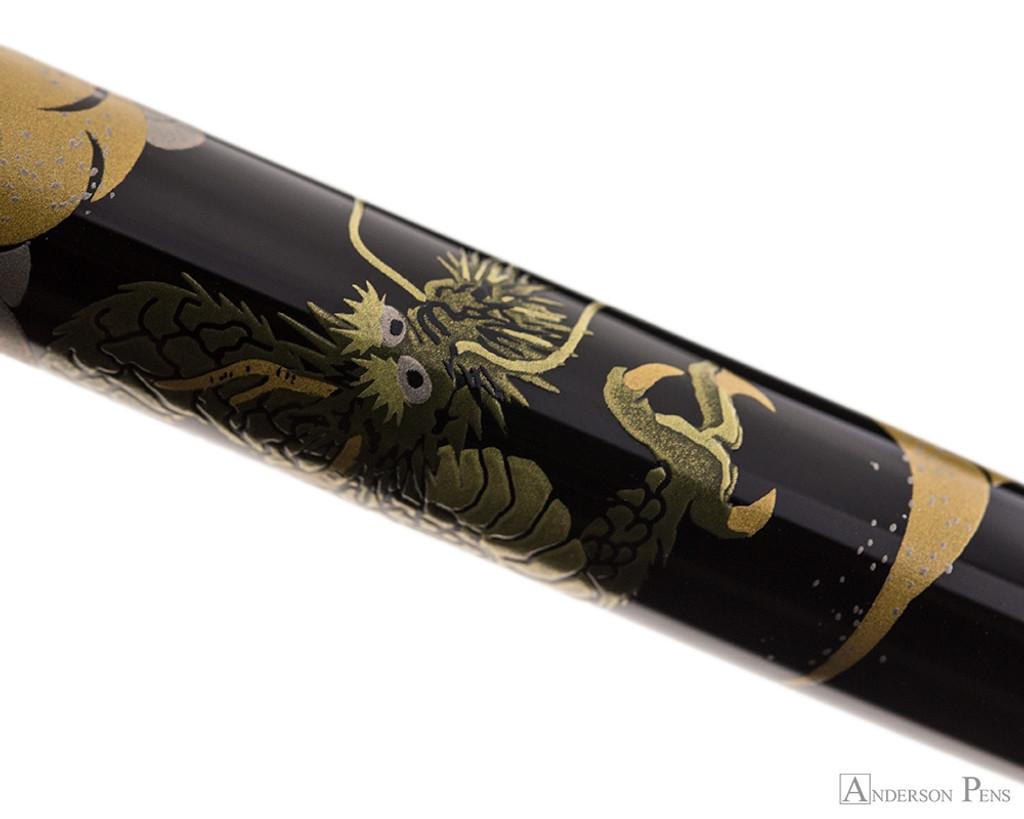 Namiki Nippon Art Fountain Pen - Dragon with Cumulus