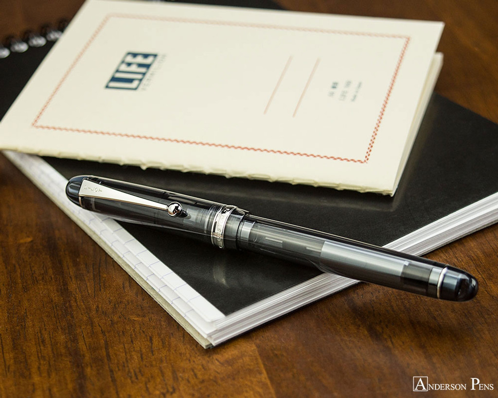 Pilot Custom 74 Fountain Pen - Smoke