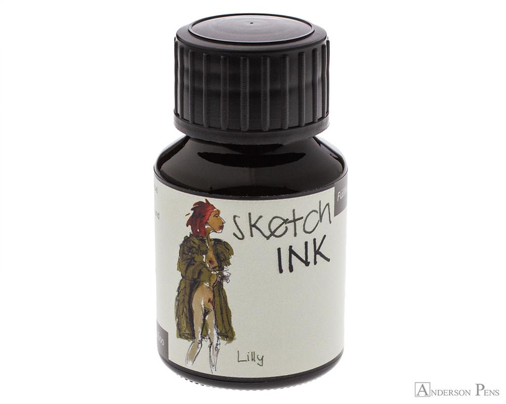 Rohrer & Klingner SketchINK Lilly Ink (50ml Bottle)
