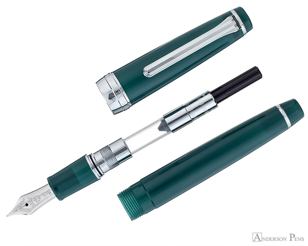 Sailor Pro Gear Slim Fountain Pen - Special Edition Ocean
