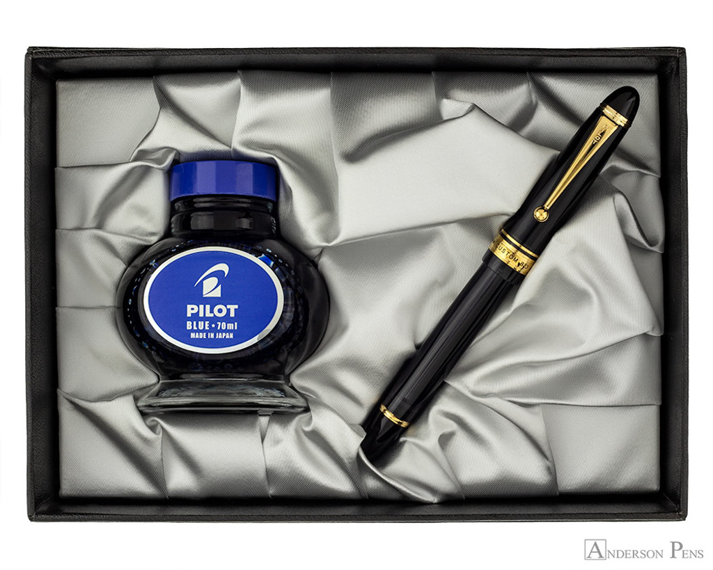 Pilot Custom 823 Fountain Pen - Smoke