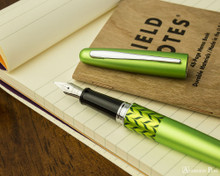 Pilot Metropolitan Fountain Pen - Retro Pop Green