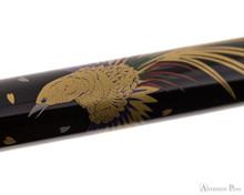 Namiki Nippon Art Fountain Pen - Golden Pheasant