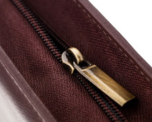 48 Pen Leather Case - Brown