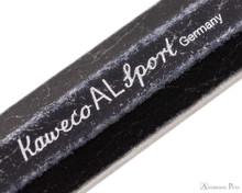 Kaweco AL Sport Fountain Pen - Stonewashed Black
