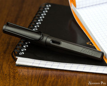 Lamy Safari Fountain Pen - Charcoal