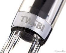 TWSBI Mini Fountain Pen - Clear
