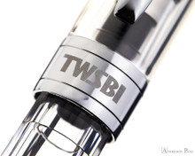 TWSBI Diamond 580 Fountain Pen - Clear