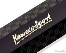 Kaweco Classic Sport Fountain Pen - Black Chess Print
