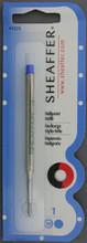 Sheaffer Blue Medium Ballpoint Refill