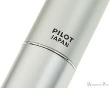 Pilot Metropolitan Fountain Pen - Silver Plain