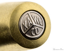 Kaweco Brass Sport Fountain Pen - Raw Brass