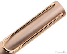 Lamy LX Fountain Pen - Rose Gold