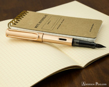 Lamy LX Fountain Pen - Rose Gold