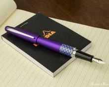 Pilot Metropolitan Fountain Pen - Retro Pop Purple