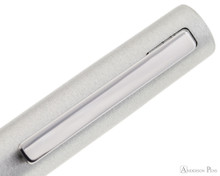LAMY Aion Fountain Pen - Olive Silver