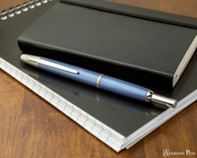 Pilot Vanishing Point Decimo Fountain Pen - Light Blue