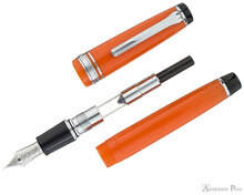 Sailor Pro Gear Color Fountain Pen - Orange with Rhodium Trim