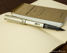 Lamy LX Fountain Pen - Palladium