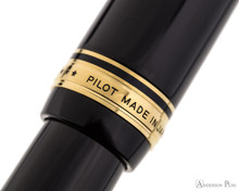 Pilot Custom Urushi Fountain Pen - Black