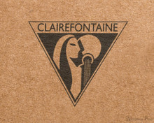 Clairefontaine Flying Spirit Stichbound - Tan, A5