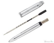 Cross Townsend Lustrous Chrome Ballpoint Pen