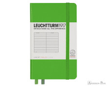 Leuchtturm1917 Notebook Pocket A6 - Fresh Green, Lined