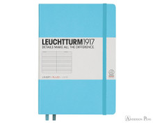 Leuchtturm1917 Notebook Medium A5 - Ice Blue, Lined
