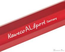 Kaweco AL Sport Fountain Pen - Red
